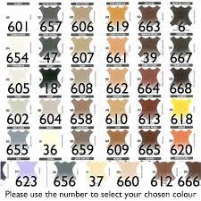 Tarrago Leather Dye Color Chart Tarrago Quick Colour