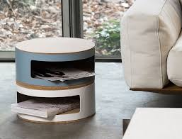 unique kork small bedside round table ideas