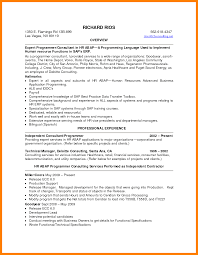 Good Resume Summary Of Qualifications Sample Resume Actuarial