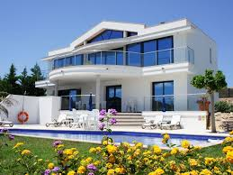 Luxury Modern Villa, Private Pool, Panoramic Views, WIFI, UK TV, AirCon,