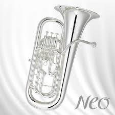 yamaha euphonium. yamaha-neo-euphonioum-silver-euphonium yamaha euphonium