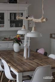 Diy Esszimmerlampe Im Angesagten Skandinavischen Stil Mit