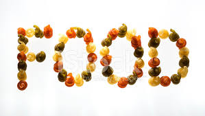 the word food made out of food.  Out Premium Stock Photo Of Wordfoodmade Pastawhite Background With The Word Food Made Out Of