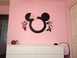 Minnie Mouse Wallpaper For Bedroom Home Decorating Ideas Home Decorating Ideas Thearmchairs