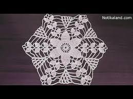 Crochet Tablecloth Pattern Amazing Crochet Motif Patterns Crochet Motif Tablecloth Part 48 YouTube