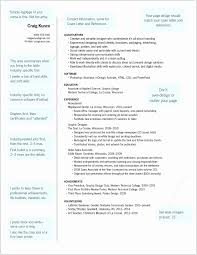 Graphics Designer Resume Sample Best Of Graphic Design Resume ...