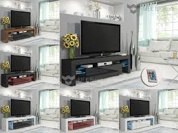 Television Tables Living Room Furniture High Gloss Tv Cabinets Unit Mex Furniture