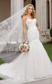 wedding dresses fit and flare wedding dresses stella york