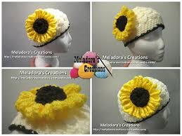 Crochet Sunflower Pattern Delectable Crocheted Sunflower Free Crochet Pattern