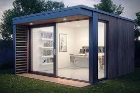 garden office designs. Mini Pod Garden Office Shed Ideas Sliding Glass Doors Modern Interior Designs