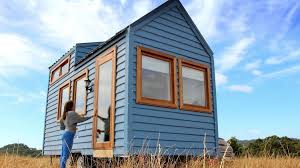 A display village of tiny houses could arrive in Melbourne within a few  months.