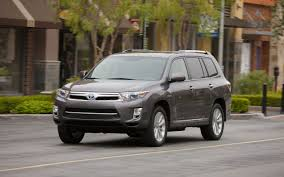 2011 Toyota Highlander Hybrid will start from $37,290 ~ SUV buster