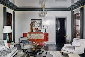 Art deco modern furniture Large Bedroom Art Deco Interior Design Textiles Pagoda Red Art Deco Interior Design Defined And How To Get The Look Décor Aid