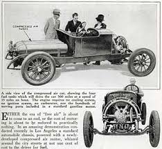 Who Made The First Car First Air Car Invented History Of Pneumatic Engines