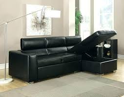 pull out sectional sofa pull out sectional sofa contemporary black bonded leather match sectional sofa chaise