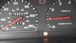 At Temp Light 1997 Subaru Legacy Outback At Oil Temp Flashing 16 Times Help