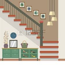 house stairs clipart.  House For House Stairs Clipart O