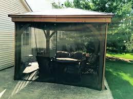 screened in canopy screened wood gazebo kits round gazebo kits outdoor screen house gazebos coleman instant screened in canopy