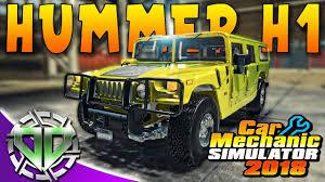 2018 hummer h1. Beautiful Hummer Car Mechanic Simulator 2018  Hummer H1 Alpha Restoration PC Inside Hummer H1 E
