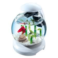 <b>Аквариум Tetra Cascade</b> Globe 6,8л круглый с LED светильником ...