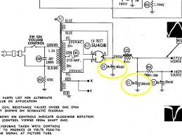 philco model fm miss america television  this snippet of the schematic shows c1a and c1b which act as power supply filters