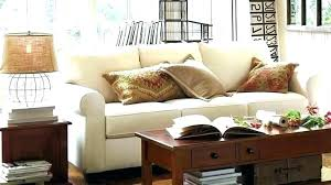 sofa pottery barn reviews designs and ideas with additional glamorous leather sectional rev townsend turner p