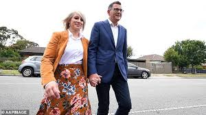 This man does not stop, writes his wife catherine, who has posted the black and white photograph on instagram. Victorian Premier Daniel Andrews Moves To Ban Gay Conversion Therapy Daily Mail Online
