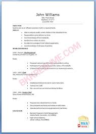 Phlebotomist Cover Letter Pastry Chef Resume Examples Objective