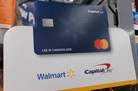 Capital one and walmart have launched two cards as part of their collaboration. Target Price Raised On Capital One Financial