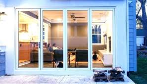 large patio sliding doors east folding glass sugarbloomtime com