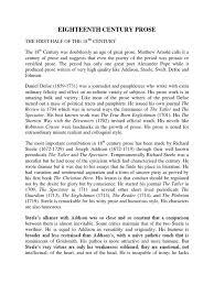 Joseph addison essays summary