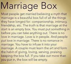 marriage | Pin now, look at later. | Pinterest | Marriage Box ... via Relatably.com