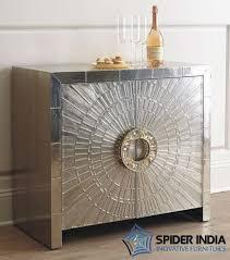 metal furniture. white metal furniture