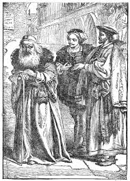 shylock s downfall to what extent is shylock responsible for his antonio reproaching shylock characters from william shakespeare s play the merchant of venice