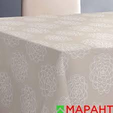 <b>Скатерть</b> Protec Textil <b>Alba Белла</b>, 160 см — купить за 1 785 ₽ в ...