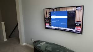 55\u2032 inch Samsung TV mounting at Irvine | iTechSupport