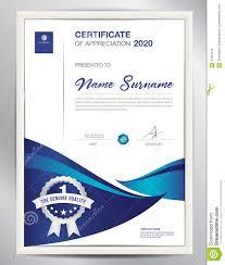 Corporate Certificate Template Vector Certificate Template Business Flyer Layout Design