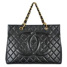 Chanel Black Leather Quilted CC Purse at 1stdibs & Chanel Black Leather Quilted CC Purse 1 Adamdwight.com