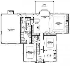 5 bedroom floor plans. 4 Bedroom 35 Bath House Plans Home Planning Ideas 2017 5 Floor