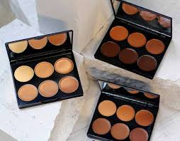 contouring palette sleek makeup tablet