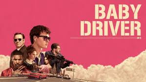 Movie Powerpoint Template Movie Baby Driver Concept Ppt Template