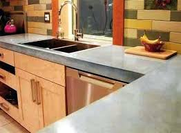 how to polis how to polish concrete countertops nice glass countertops