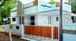 Small Picture 650 Sq Ft Low Cost House in Kerala with Plan Photos low budget