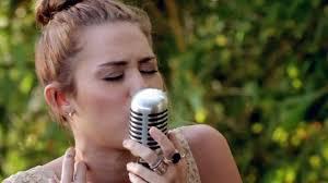 Miley Cyrus  Jolene Backyard Session HD  Enjoy  YouTubeBackyard Sessions Jolene