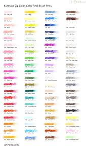 Kuretake Zig Clean Color Real Brush Pen Shadow Mauve 303