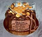 Торт мешок мастер-класс мастика