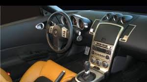nissan 350z modified interior. dash trim kit nissan 350z modified interior