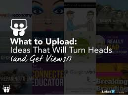 Slede Share What To Upload To Slideshare