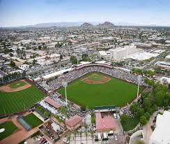 City Of Scottsdale Scottsdale Stadium