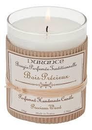 <b>Ароматическая свеча Perfumed Handmade</b> Candle Precius Wood ...